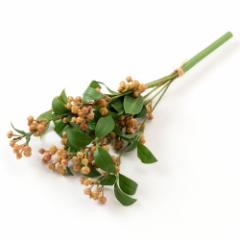 いろはに花 南天 グリーン 気軽に飾る、季節を楽しむ日本らしい造花 Artificial flower