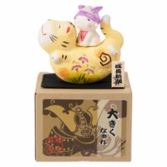 猛虎ゆらり童 (MK202) 瀬戸焼の皐月飾り 端午の節句・五月人形 Boys festival decoration, Setoyaki, Aichi craft