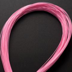単色水引100本セット 色 ピンク (MZI-03) 工作用・材料