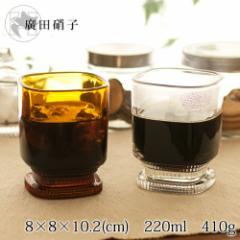 廣田硝子 昭和モダン珈琲 ペアータンブラーセット Pair tumbler set, Showa modern coffee