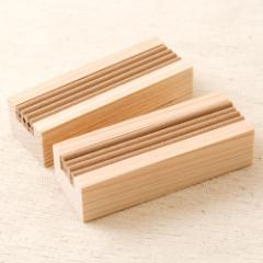 土佐龍 四万十ひのき森林香リフィル 16本入り お香スティック・線香 高知県の工芸品 Cypress Incense, Kochi craft
