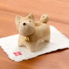 瀬戸焼 犬アロマストーン (K6303) 愛知県の工芸品 Seto-yaki Aroma stone, Aichi craft