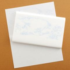 絵懐紙 鳥獣戯画(2帖造り)