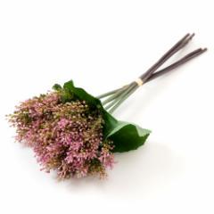 いろはに花 雅草 ピンク 気軽に飾る、季節を楽しむ日本らしい造花 Artificial flower