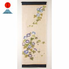 日本市 タペストリー 朝顔2014 Nippon-ichi tapestry asagao ※在庫限り