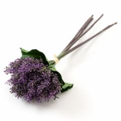 いろはに花 雅草 パープル 気軽に飾る、季節を楽しむ日本らしい造花 Artificial flower