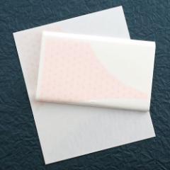小紋懐紙 麻と矢