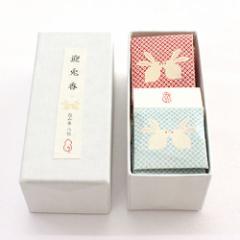 文香 包み香 迎兎香 (TU-004) 和詩倶楽部