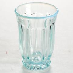 廣田硝子 雪の花 タンブラー ブルー(2240)