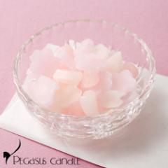 さくらのかおり ガラス器付きの桜の芳香剤 ペガサスキャンドル Sakura fragrance