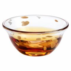 津軽びいどろ 盃12ヶ月コレクション 10月:秋の空 (F-62205) 猪口 ガラス酒器 青森県の工芸品 Sake glass, Aomori craft