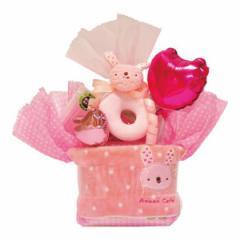 【内祝い お返し】おむつケーキ おしりふきギフト アナノカフェ【のし包装メッセージカード対応不可品】<※【出産 出産内祝い 父の日