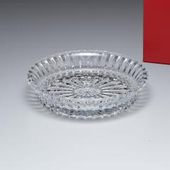 還元祭 母の日 ギフト バカラ プレート 飾り皿 ミルニュイ スモールトレイ ディッシュ 13cm 2105132 送料無料