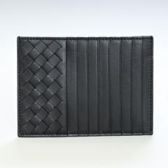 父の日 ボッテガヴェネタ カードケース コインケース ブラック 162156 V001N 1000 ギフト 父の日 送料無料