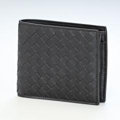 ボッテガヴェネタ 財布 二つ折り財布 メンズ ダークブラウン 193642 V4651 2006 ギフト 父の日 送料無料