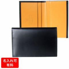父の日 エッティンガー 名刺入れ カードケース メンズ BH143JR ブラック 名入れ可有料 ネーム入れ ギフト 送料無料