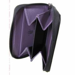 父の日 エッティンガー コインケース メンズ ロイヤルコレクション ST2050JR ブラック×パープル ギフト 父の日 送料無料