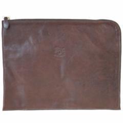 母の日 ギフト イルビゾンテ クラッチバッグ メンズ レディース バッグ クラシック モロブラウン A2121PO 567 ギフト プレゼント 実用的