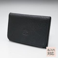 母の日 ギフト イルビゾンテ カードケース 名刺入れ ブラック C0470 P 153 名入れ可有料 ネーム入れ ギフト プレゼント 実用的 送料無料
