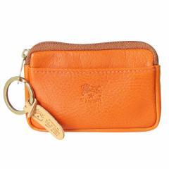母の日 ギフト イルビゾンテ コインケース ファスナー オレンジ C0747 P 166 ギフト プレゼント 実用的 送料無料