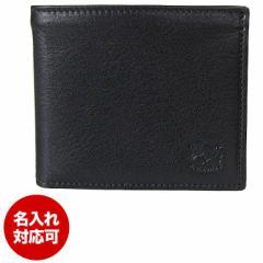 母の日 ギフト イルビゾンテ 財布 折り財布 ブラック C0817 P 153 ギフト プレゼント 実用的 送料無料