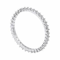 還元祭 母の日 ギフト スワロフスキー リング レディース 指輪 ヴィットーレ VITTORE 13号 シルバー 5007779 送料無料