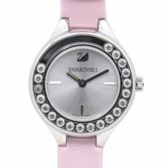 母の日 ギフト スワロフスキー 腕時計 レディース Lovely Crystals Mini ピンク 5261493 送料無料