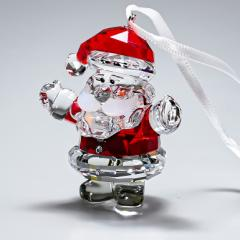 母の日 ギフト スワロフスキー オーナメント クリスマス サンタクロース インテリア オブジェ 5286070 送料無料