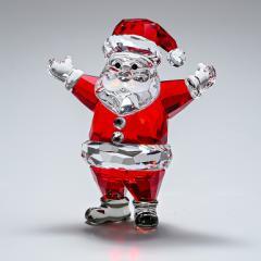母の日 ギフト スワロフスキー フィギュリン サンタクロース SANTA CLAUS クリスマス フィギュア オブジェ 置物 5291584 送料無料