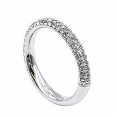 還元祭 母の日 ギフト スワロフスキー リング レディース 指輪 ストーンミニリング STONE MINI 9号 シルバー 5412047 送料無料