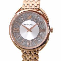 母の日 ギフト スワロフスキー 腕時計 Crystalline Glam ウォッチ ピンクゴールド 5452465 送料無料