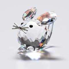 母の日 ギフト スワロフスキー フィギュリン Replicas レプリカマウス ネズミ フィギュア オブジェ 置物 5492738 送料無料