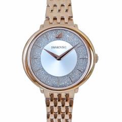 母の日 ギフト スワロフスキー 腕時計 CRYSTALLINE CHIC ウォッチ レディース ローズゴールド 5544590 送料無料