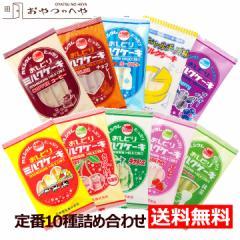 ミルクケーキ 10種10袋セット おしどり クリックポスト(代引き不可) 日本製乳 山形 土産 みやげ 牛乳 菓子 送料無料