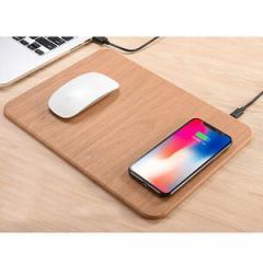 ワイヤレス充電マウスパッド 充電ケーブル ワイヤレス 充電器 iPhone11 iPhone 11 pro xi MAX iPh