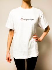 ハガーマガー(HUGGER MUGGER)プリントTシャツ