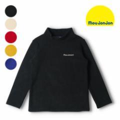 【子供服】 moujonjon (ムージョンジョン) 日本製ネット限定無地ニットコールTシャツ 80cm〜140cm M62843