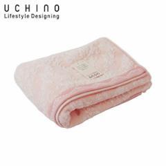 UCHINO ROYAL CREST フィガロ バスタオル ピンク 9018B625-P 内野 ウチノ ローヤルクレスト