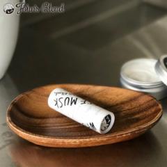 Johns Blend 練り香水 フレグランススティック ホワイトムスク の香り OZ-JOD-3-1 ジョンズブレンド ノルコーポレーション
