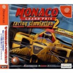 [100円便OK]【新品】【DC】MONAKO GRAND PRIX Racing Simulation2[お取寄せ品]