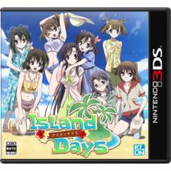 [100円便OK]【新品】【3DS】Island Days(アイランデイズ)[お取寄せ品]
