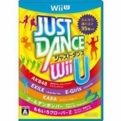 [100円便OK]【新品】【WiiU】JUST DANCE WiiU[お取寄せ品]