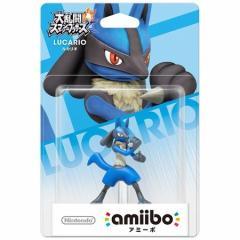 【新品】【WiiUHD】amiibo ルカリオ(大乱闘スマッシュブラザーズシリーズ)[在庫品]
