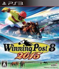 [100円便OK]【新品】【PS3】Winning Post 8 2015[お取寄せ品]