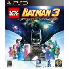 [100円便OK]【新品】【PS3】LEGO バットマン3 ザ・ゲーム ゴッサムから宇宙へ[お取寄せ品]