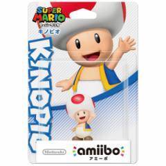 【新品】【WiiUHD】amiibo キノピオ (スーパーマリオシリーズ)[在庫品]