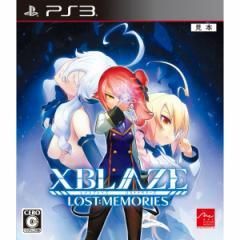 [100円便OK]【新品】【PS3】XBLAZE LOST:MEMORIES[お取寄せ品]