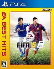 [100円便OK]【新品】【PS4】【BEST】FIFA15 EA BEST HITS[お取寄せ品]