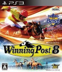 [100円便OK]【新品】【PS3】【BEST】コーエーテクモ the Best Winning Post8[お取寄せ品]