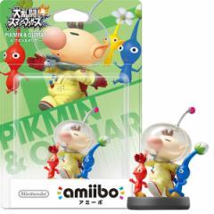 【新品】【WiiUHD】amiibo ピクミン&オリマー(大乱闘スマッシュブラザーズシリーズ)[お取寄せ品]